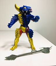 Power Rangers Goo Fish Action Figure Evil Space Alien 7.5in Complete
