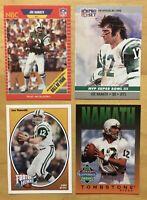 Joe Namath (4) Football Cards