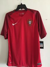 Nike Portugal Home Red Green Euro 2016 Size M Men's Only