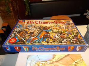 Die Claymore Saga - Der Schicksalskampf des Keltenreichs + 2 Erweiterungen