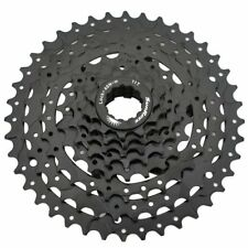 SunRace CSM680 Wide Ratio Cassette 11-40T , 8 Speed , Black