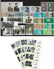Ireland Eire.  475+ MNH Stamps & Sets. Easter Rising. Irish Anniversaries.
