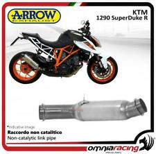 Arrow Non Catalyzed Central Mid pipe/Tube No Kat KTM 1290 Super Duke/R 2014 14/