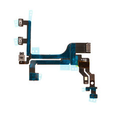 Power Button On Off Mute Volume Switch Connector Flex Cable For Phone iPhone 5C