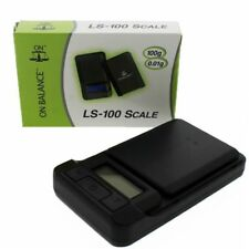 Saldo en escala 100 ls Mini Digital escala Lite 100g X 0.01g joyas de Bolsillo