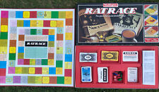 Ratrace Waddingtons Vintage 1984 Board Game Excellent Condition