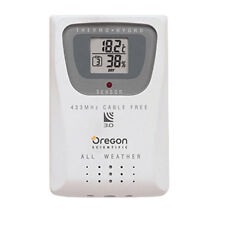 Oregon Scientific Thgr810 Thermometer and Humidity Sensor for Wmr100