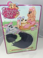 Vintage Hornby Puppy Care Outfit Cape And Hat T193