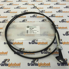 Land Rover Defender 90 110 130 Bonnet Release Cable (87-98) - Bearmach - ALR9556
