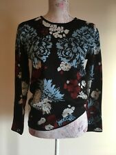 Dries Van Noten Floral Jumper XS