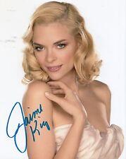 JAMIE KING signed *HART OF DIXIE* 8X10 photo *PROOF* LEMON BREELAND W/COA TV #1