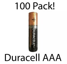 Duracell MN2400 Alkaline AAA Batteries 100 Pack Batteries