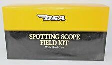 BSA Deer Hunter  10-30x50MM  Spotting Scope Kit W Tripod & Manual New W Box Read