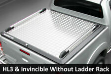 Toyota Hilux 05-15  D Cab Mountain Top Alloy Chequer Tonneau Cover MT TO 8000A2