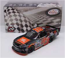 NEW NASCAR 2017 CHRISTOPHER BELL #18 JBL . COM  KANSAS RACE WIN  1/24 CAR