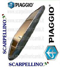 CRESTA PARAFANGO ANTERIORE CROMATA VESPA S 4T 125 cc-RIDGE FENDER CHROME- 599677
