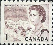 Canada    # 454 as   Queen Elizabeth II    Brand New 1967 Pristine Original Gum