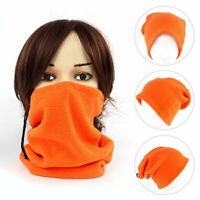 Unisex's Cycling Hat Scarf Drawstring Fleece Snood Thicken Climbing
