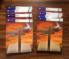 Lifepac 5th Fifth Grade Bible Alpha Omega Teacher's Guide Units 2-4, 6-8, 10
