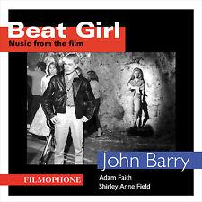Beat Girl (Music From The Film) CD - John Barry Seven , Adam Faith