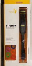 """New 2019 Trophy Ridge Hitman 8"""" Stabilizer Black w/ Braided Sling and Disconnect"""