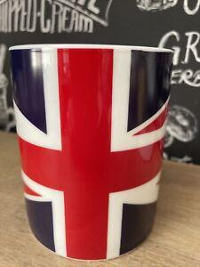 Jumbo Union Jack British Flag Large Mug Coffee Tea Big Ceramic Cup Giant Gift