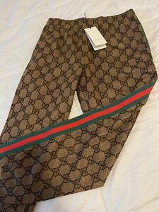 gucci jogging pants Size XXL