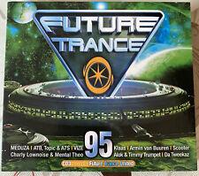 Future Trance 95 - 3 CDs   Neu