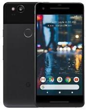 Google Pixel 2 XL - 64GB - Just Black (Unlocked) Smartphone *New / Open Box*