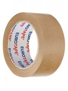 Kraft brown paper packaging tape.