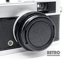 Side Pinch Lens Cap For Olympus Trip 35 Camera - UK Stock