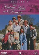 Het Kleine Huis op de Prairie : seizoen 8 (6 DVD)