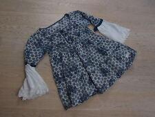 Odd Molly traditional top app 12 elegant hobo style button neck tunic design