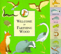 Animals Of Farthing Wood : A Tab Index Board Book :, Dann, Colin, Very Good Book