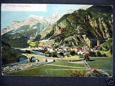 Switzerland~Schweiz~ AMSTEG~  Gotthardbahn ~ Viaduct