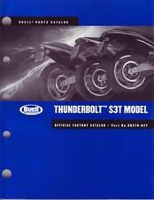 BUELL parts catalog 2002 Thunderbolt S3T OEM 99570-02YA