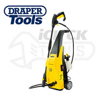 Draper 53509 1200W Yellow Pressure Washer General Domestic DIY / Car Washing