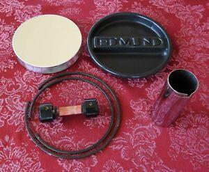 Edmund Astroscan Mirror, Spare Parts (retaining rings, focus tube, endcap, etc.)