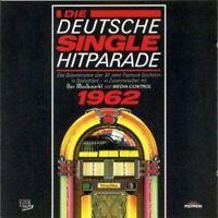 Deutsche Single Hitparade 1962:Carmela Corren, Gerd Böttcher, Peter Hinne.. [CD]