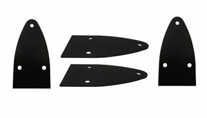Toyota Land Cruiser  Bonnet Hinge Gasket Suit BJ40-HJ47 - Set