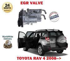 pour Toyota RAV4 2.0 2.2DT D4D 2008-2013 NEUF EGR échappement Essence soupape