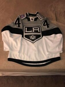 2015 Los Angeles Kings Stadium Series Jersey, Robin Regher, Authentic, 46, MiC
