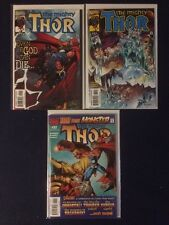 The Mighty Thor # 29, 31 and 32 Marvel Comics 2000 - 2001 VF/NM