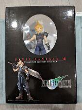 Final Fantasy 7 VII Cloud Strife Cold Cast 1/8  Figure Kotobukiya ArtFX 1st Edit