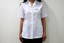 10 Pair Salon Spa Beauty Nail Tech Uniform. Small