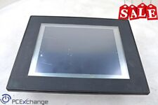 GE Fanuc QuickPanel View TouchScreen Control IC754VBI10MTD-BB ES1001 A255647