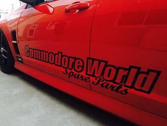 commodore wreckers penrith