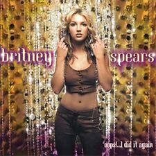 + MUSICASSETTA Britney Spears Oops! I Did It again NUOVO RARA RIMANENZA MAGAZ.