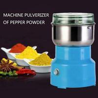 Multifunctional Smash Machine Electric Coffee Bea Spice Coffee Grinding S4S3