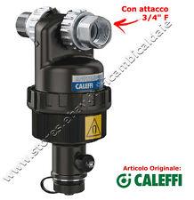 Filtro Defangatore magnetico per CALDAIE - Caleffi Dirtmag Slim | 545105